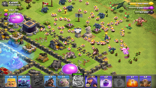 Clash of Clans - Most Addictive Game