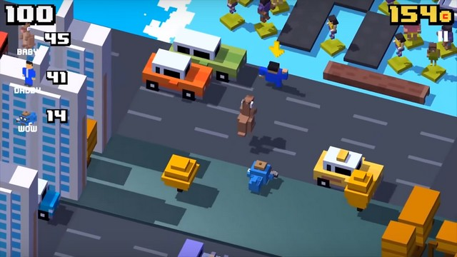 Crossy Road - Most Addictive Game