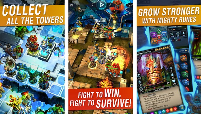 Defender 2 - Tower Defense CCG