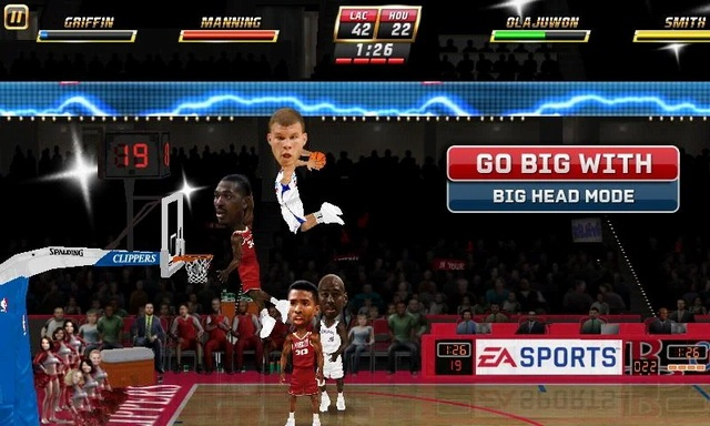 NBA Jam - Android TV app