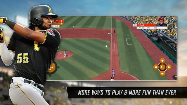 RBI Baseball 18 - Sports Game for Android