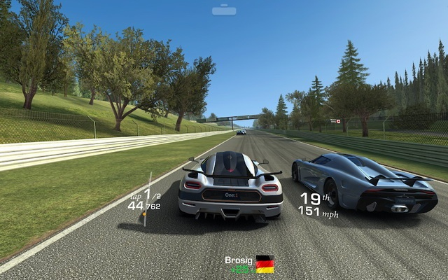 Real Racing 3 - Android TV app
