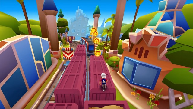 Subway Surfers - Most Addictive Game