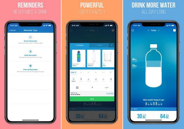 Waterlogged - Health App