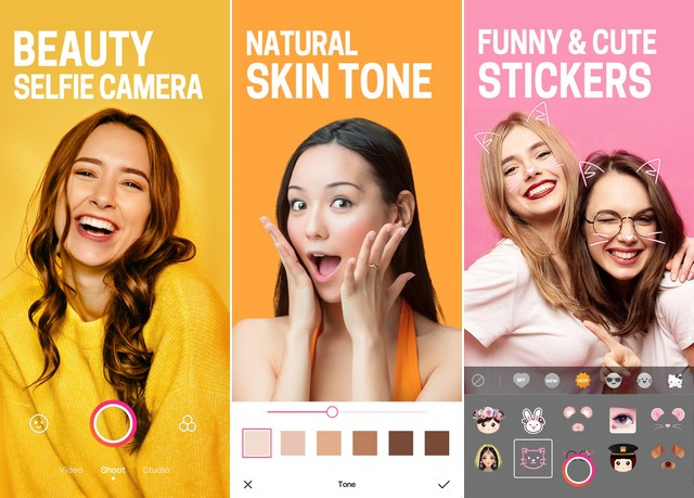 BeautyPlus - Best Selfie Apps