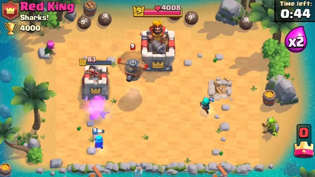 Clash Royale - Tower Defense Game