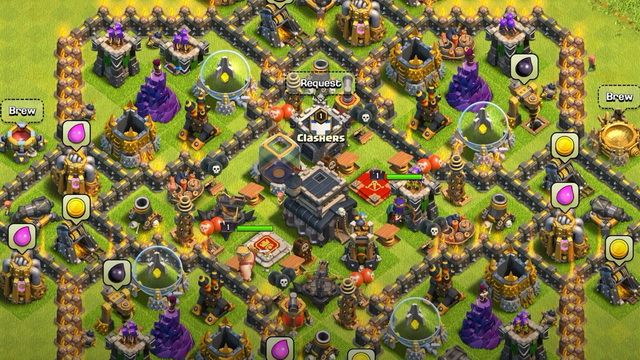 Clash of Clans - Tower Defense Game