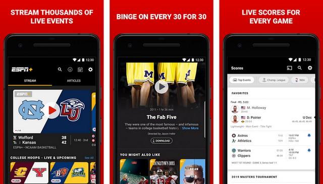 ESPN - Sports News App