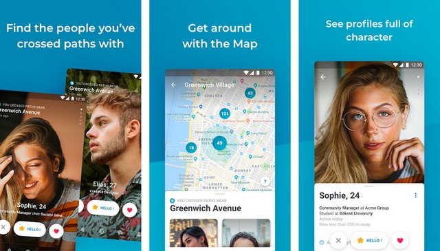 Happn - Dating App