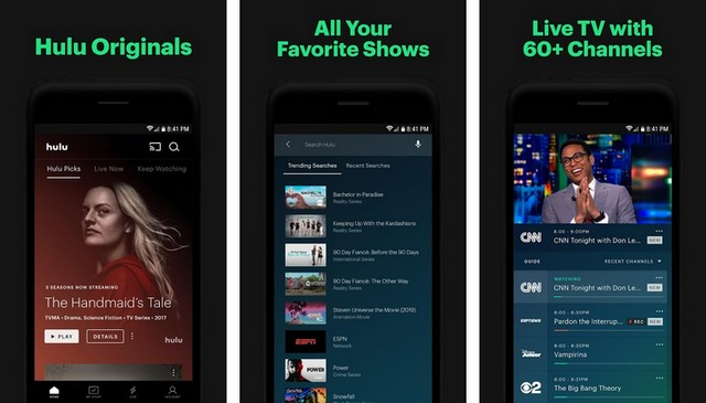 Hulu - Live TV App
