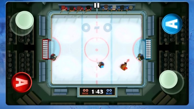 Ice Rage - Hockey