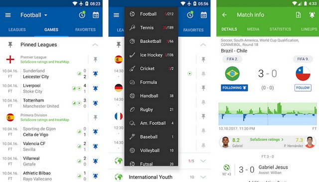 SofaScore - Sports News App