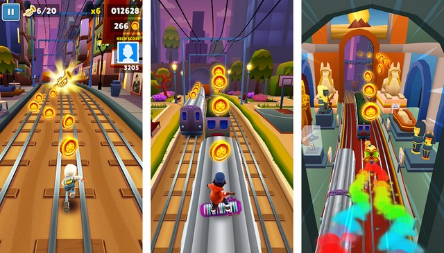 Subway Surfers - Best Endless Runner Game