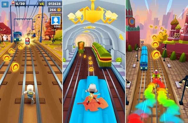 Subway Surfers - Endless Runner Game