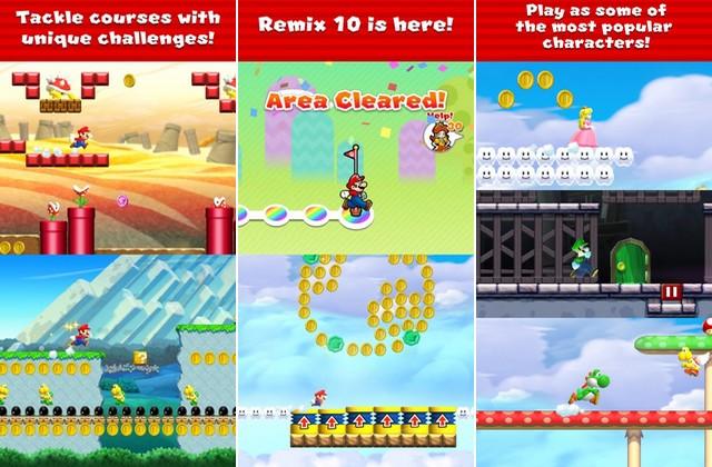Super Mario Run - Endless Runner Game
