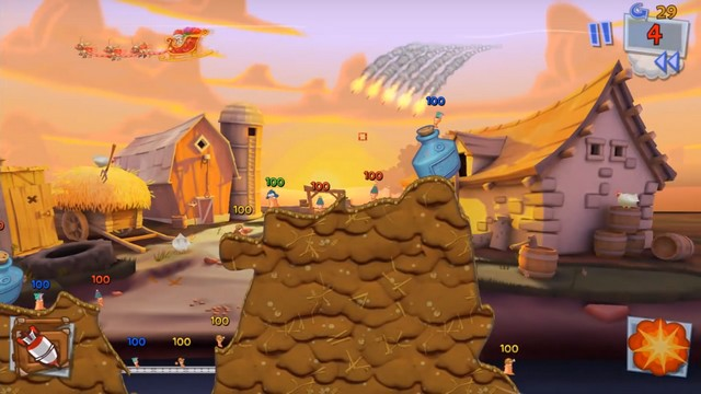 Worms3 - Strategy Game