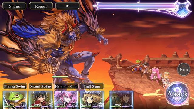 Another Eden - Best RPGs