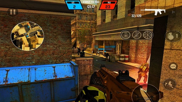 Bullet Force - First Person Shooter Game