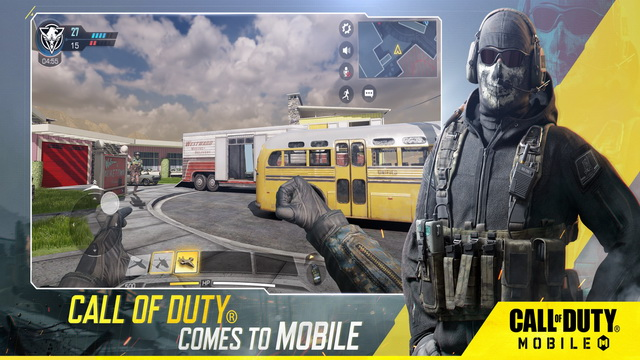 Call of Duty Mobile - Action Game
