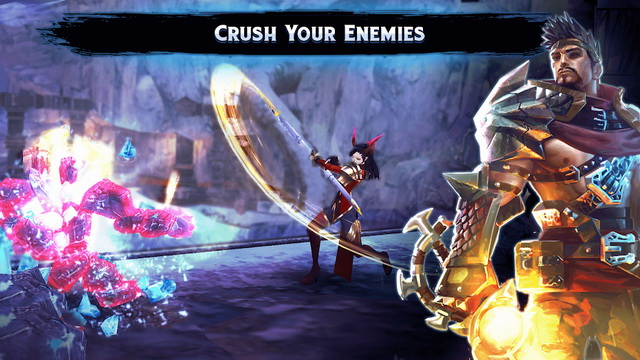 ChronoBlade - Best Fighting Game for Android