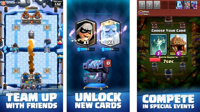 Clash Royale - best card game