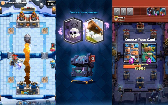 Clash Royale - Best Action Game for iPhone
