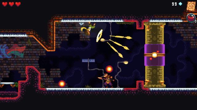 Dandara - Best Platformer Game