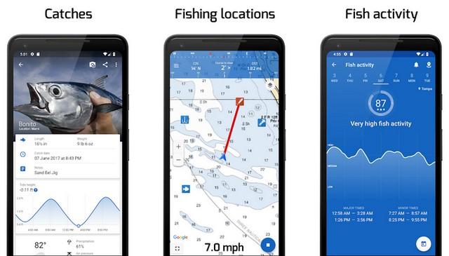 Fishing Points - Best Fishing App