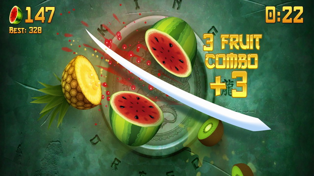 Fruit Ninja - Best Action Game for iPhone