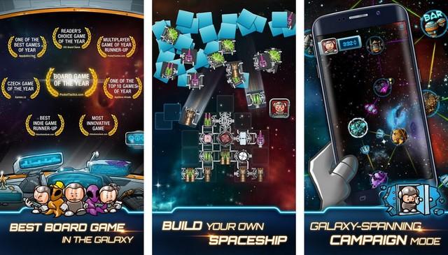 Galaxy Trucker - Best Board Game