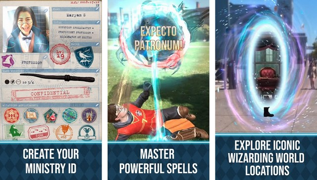 Harry Potter : Wizards Unite - Best Celebrity Game