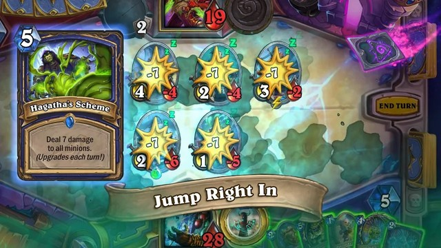 Hearthstone - best card game