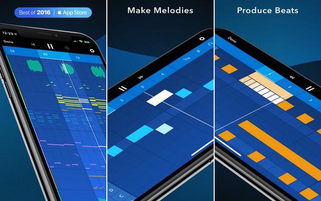 Medly - Music Editor App