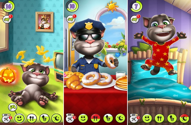 My Talking Tom - Role Playing Game
