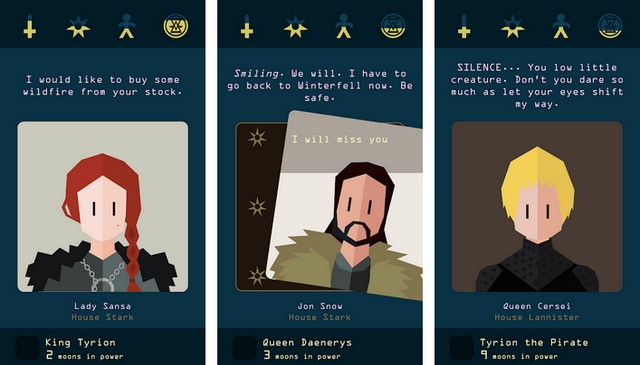 Reigns Trilogy
