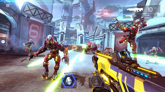 Shadowgun Legends - Best Free Android Game