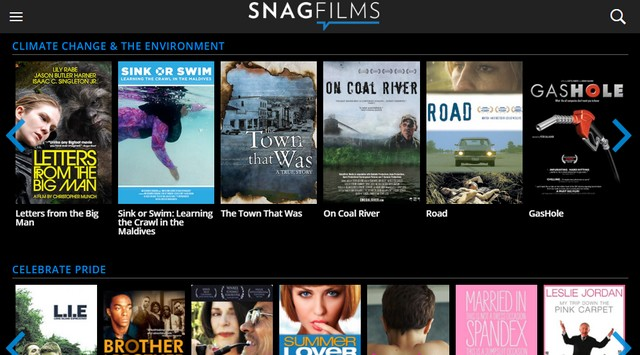 SnagFilms - Free Movie Website