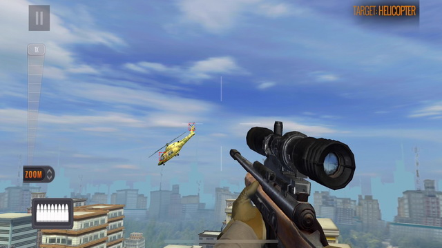 Sniper 3D Assasin - Best Action Game for iPhone