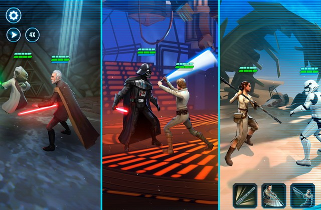 Stars Wars: Galaxy of Heroes