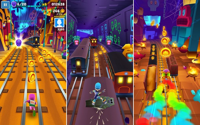 Subway Surfers - Best Action Game for iPhone