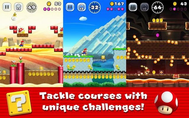 Super Mario Run - Best Platformer Game