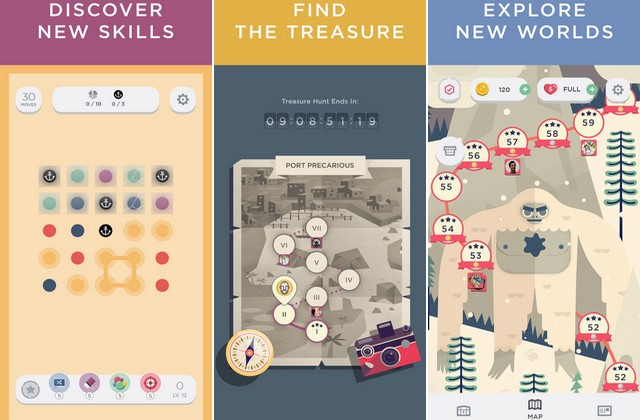 Two Dots - Board game