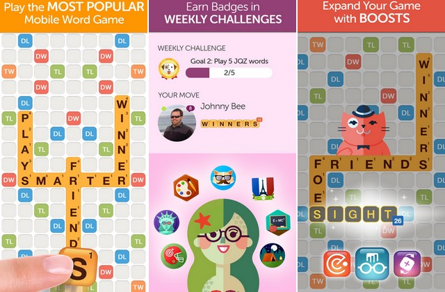 Words with Friends - Words Game