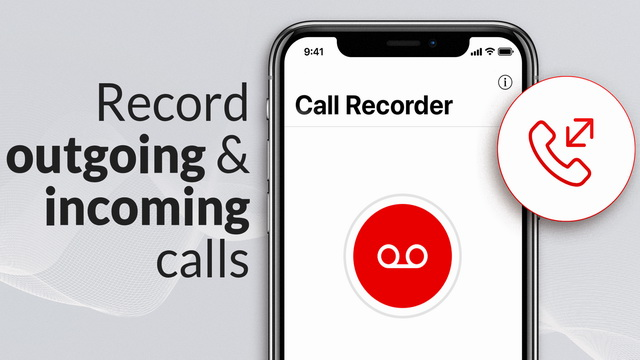 Call Recorder & Voice Memo