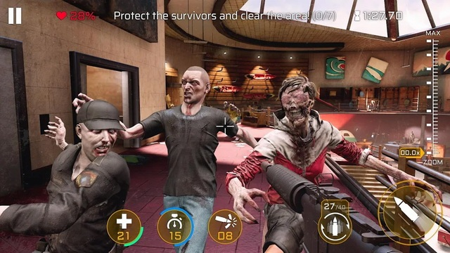 Kill Shot Virus - Zombie Game