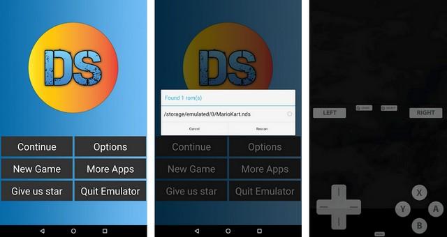NDS Emulator - Nintendo DS Emulator