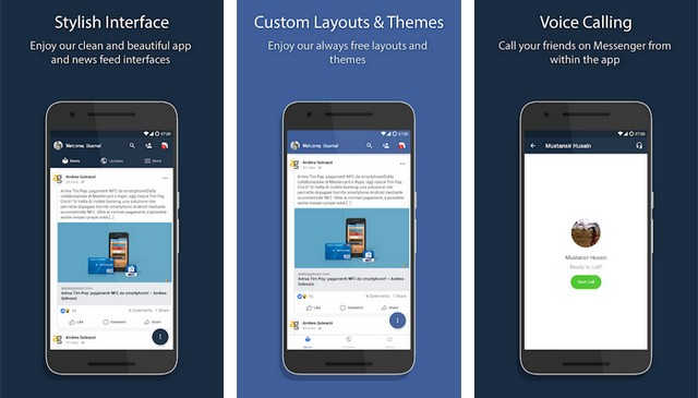 10 Best Alternative Facebook Apps for Android in 2019 - VodyTech