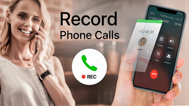 Record Phone Calls - Call Rec