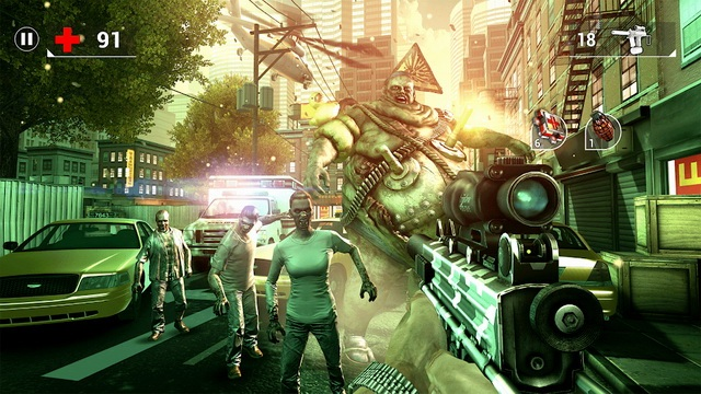 UnKilled - Zombie Game