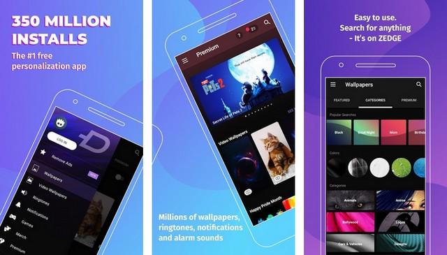 Zedge - Best App for Ringtones